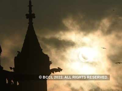 Clouds may hamper clear view of solar eclipse in Mumbai