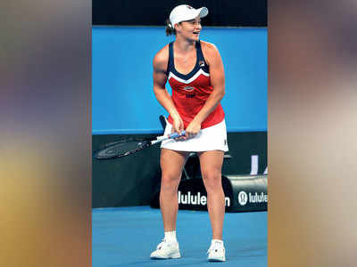 Ashleigh Barty says Cricket helped her overcome loneliness of being a Tennis player
