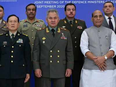 Rajnath Singh: Chinese troops tried to unilaterally alter status quo