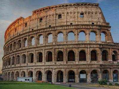 2000-yr-old Colosseum set to get a new floor