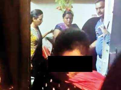 Sangli cops let a trafficker go scot-free after nabbing her