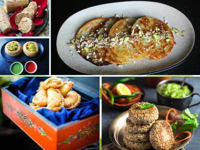 Holi Recipes 2019: Quick and easy lip-smacking traditional delicacies