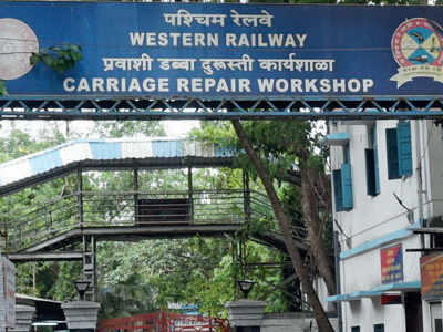 Western Railways suspends two after sting