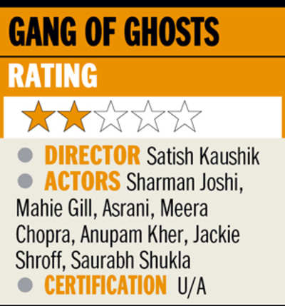 Film review: Gang of Ghosts