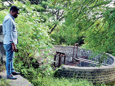 Wagholi looks at old well for water needs
