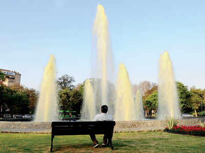 Water fountains will come up in multiple locations by June in Namma Bengaluru