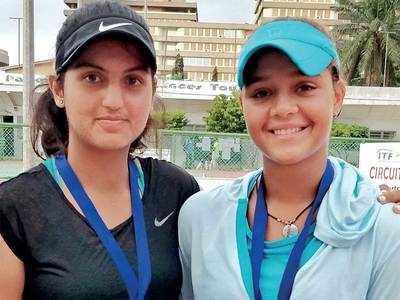 ITF crown for Vipasha