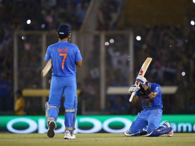 How MS Dhoni's photo shared by Virat Kohli sent the internet into a tizzy