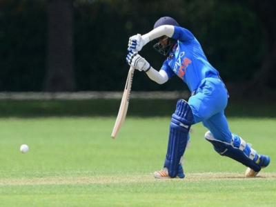 Mithali Raj becomes first Indian woman to score 10,000 international runs
