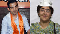 AAP's Atishi Marlena files criminal complaint against BJP's Gautam Gambhir