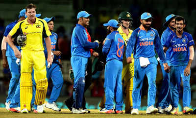 Live Cricket Score, India vs Australia 2017, 2nd ODI Cricket Match from Eden Gardens, Kolkata: India defeats Australia by 50 runs, taking 2-0 lead in series