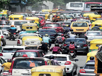 Bengaluru witnesses 90 per cent spike in NO2 levels