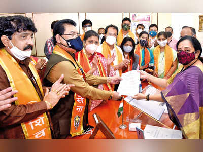 Cong fields candidate as talks with Shiv Sena fail