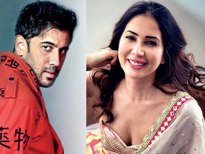 Amit Sadh on rumours of dating Kim Sharma: Amit Sadh will never romance in hiding