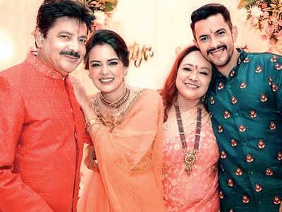 Aditya Narayan weds Shweta Agarwal today