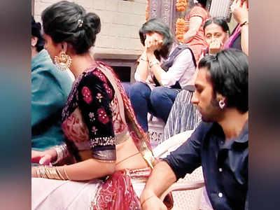 Ranveer Singh has an eye for detail