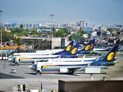 Jet resumes maintenance of planes, grounded airline left with only 11 aircraft