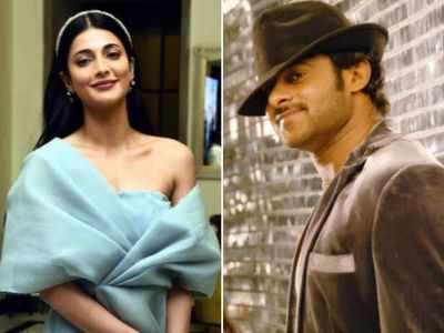 Shruti Haasan to star opposite Prabhas in Salaar
