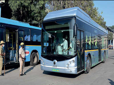 BMTC cuts raw deal to go on eco-friendly bus ride?