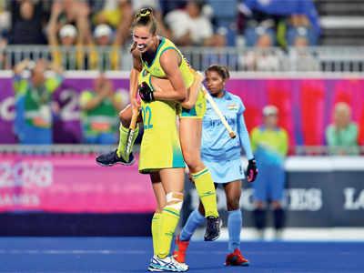 Indian women's hockey Coach Harendra happy despite women's 0-1 loss to Australia in semifinals