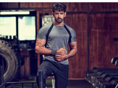 Hrithik Roshan: My abs are hidden under the belly fat