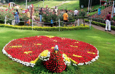 Ooty park forges floral bond with Karnataka