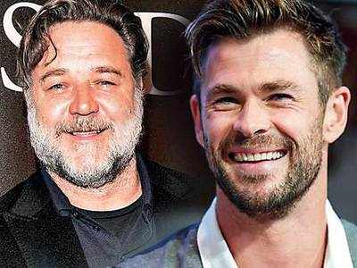 Chris Hemsworth and Russell Crowe 'in talks to co-produce Gladiator 2'