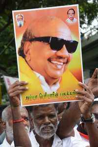 Kalaignar Karunanidhi health: Condition extremely critical as supporters gather at Kauvery hospital