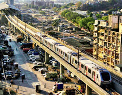 Airport station to bear brunt of Metro ban on heavy bags
