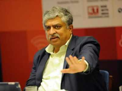 Infosys in a strong position: Nilekani