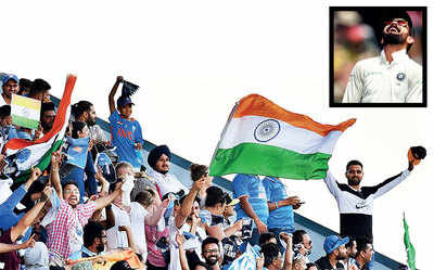 A top show in Australia and New Zealand for Team India