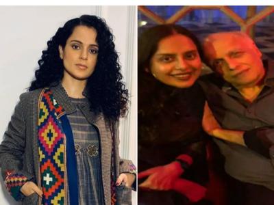 Shagufta Rafique: Kangana Ranaut's claims on Mahesh Bhatt are absolutely false