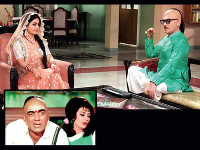 Padosan song, 'Ek Chatur Naar' to be recreated for TV show Bhabiji Ghar Par Hain!