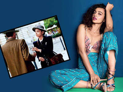 Radhika Apte on playing a real-life Brit spy in her next Hollywood project Liberte: A Call to Spy