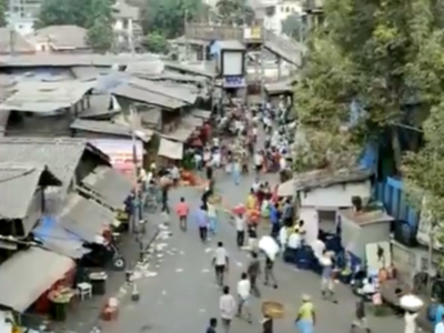 Mumbai: Byculla market sees thin crowd after fresh COVID-19 restrictions