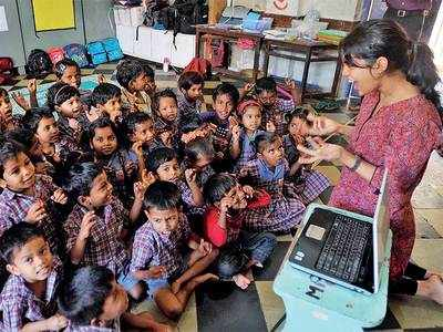 Guj govt to hold exam for class 2 kids
