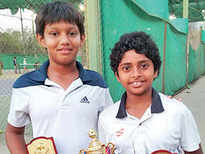 AITA Talent Series Tennis Tournament: Doubles delight for Aryan in under-14 category