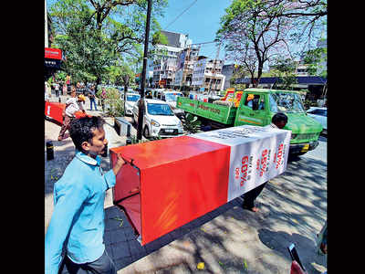 Anti-encroachment drives to be recorded on video from now
