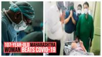107-year-old Maharashtra woman beats COVID-19
