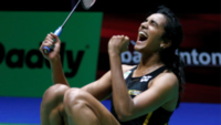 PV Sindhu's workout routine goes viral post gold win at BWF World Championship