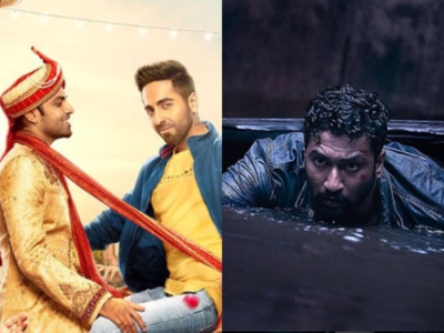 Shubh Mangal Zyada Saavdhan triumphs over Bhoot: The Haunted Ship on first day
