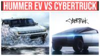 Hummer EV vs Cybertruck: How GMC's 'super-truck' sizes up against Elon Musk's