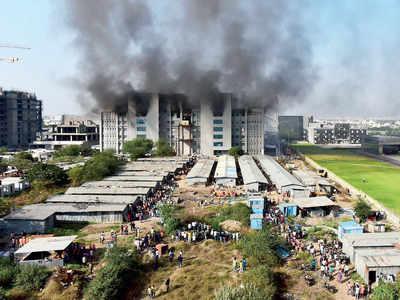 Fire at Serum Institute of India's Manjri premises kills 5; Adar Poonawallas reassure COVID vaccine production unaffected