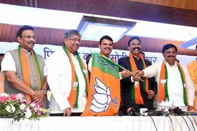 BJP fields Ranjitsinh Naik Nimbalkar from Madha against Sanjay Shinde