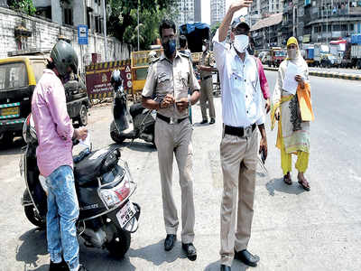 Didn't pay the fine? Traffic cops will make you PFH