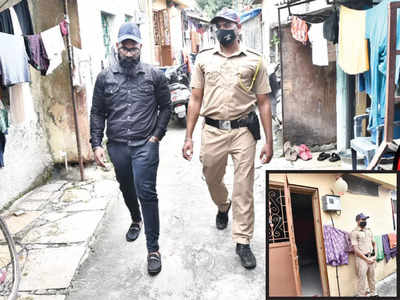 Pimpri slum dweller gets VIP security