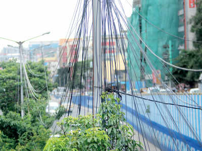 Bengaluru is hanging by a cable