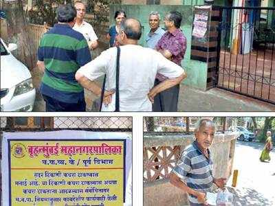 Vile Parle locals squash litterbugs, clear roads