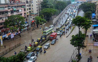 Weather forecast today: IMD predicts heavy rainfall in Mumbai, Thane and Palghar
