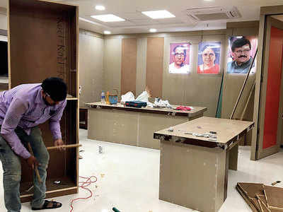 Vastu, convenience prompt revamp at PMC's new building